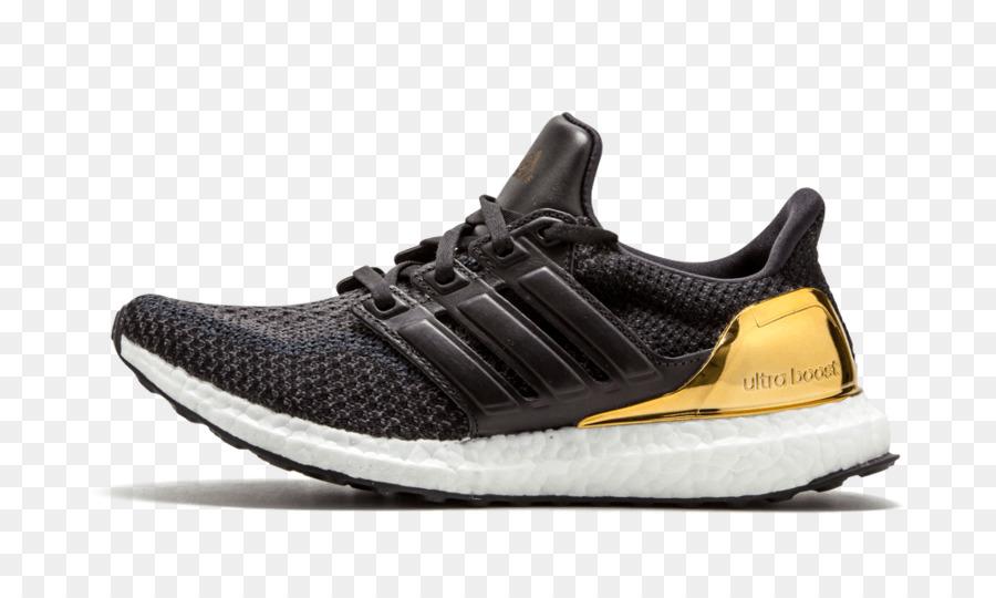 Adidas Ultra Boost Schuhe gelb schwarz weiß : Nike Air