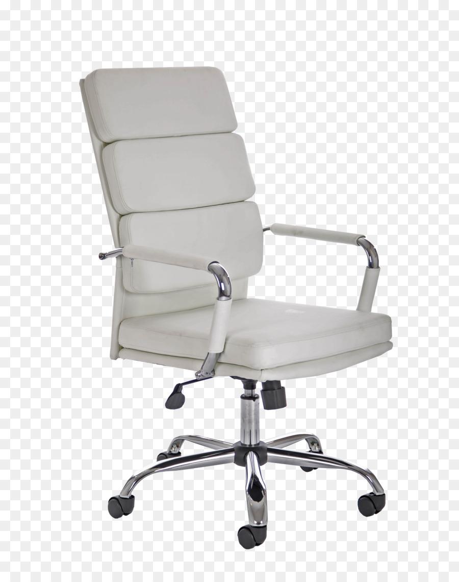 Per l\'ufficio e la Scrivania Sedie in cuoio rigenerato sedia ...