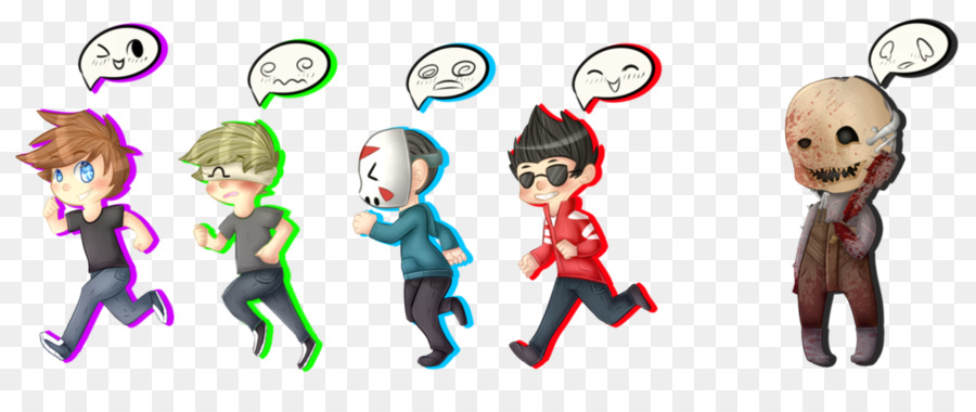 Michael Myers Cartoon Png Download 1024 422 Free Transparent Dead By Daylight Png Download Cleanpng Kisspng