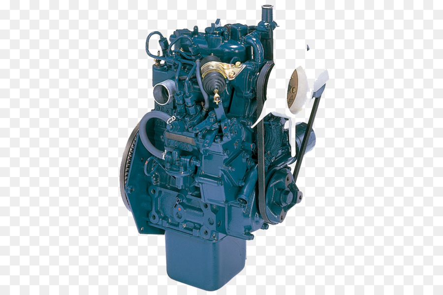 Kubota Engine png download - 475*600 - Free Transparent