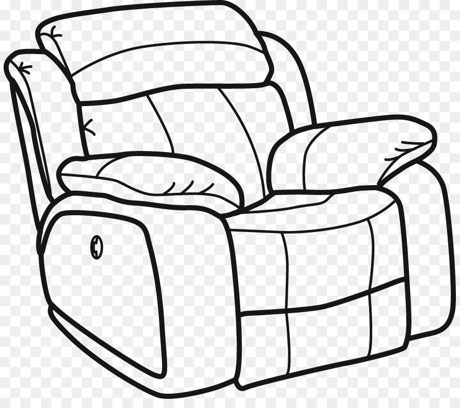 Recliner Stuhl Clipart Couch Mobel Entertainment Center