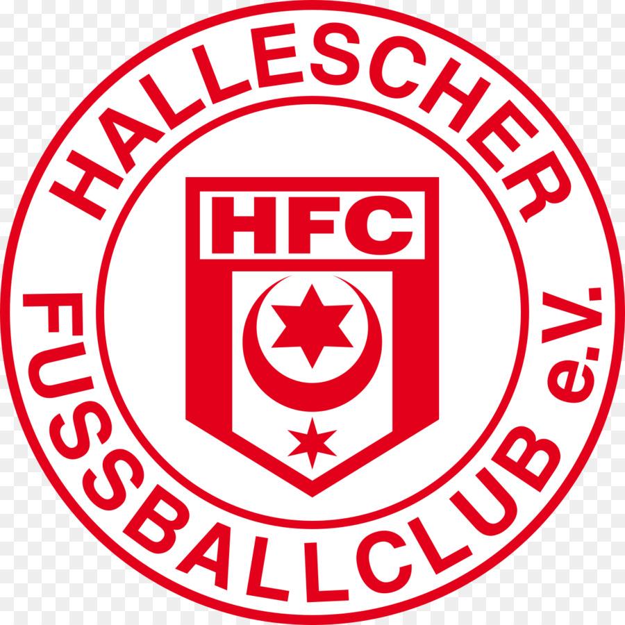 Hallescher Fc Fussball Verein Logo Wappen Png Herunterladen