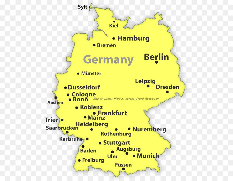 Berlin Line Font Map