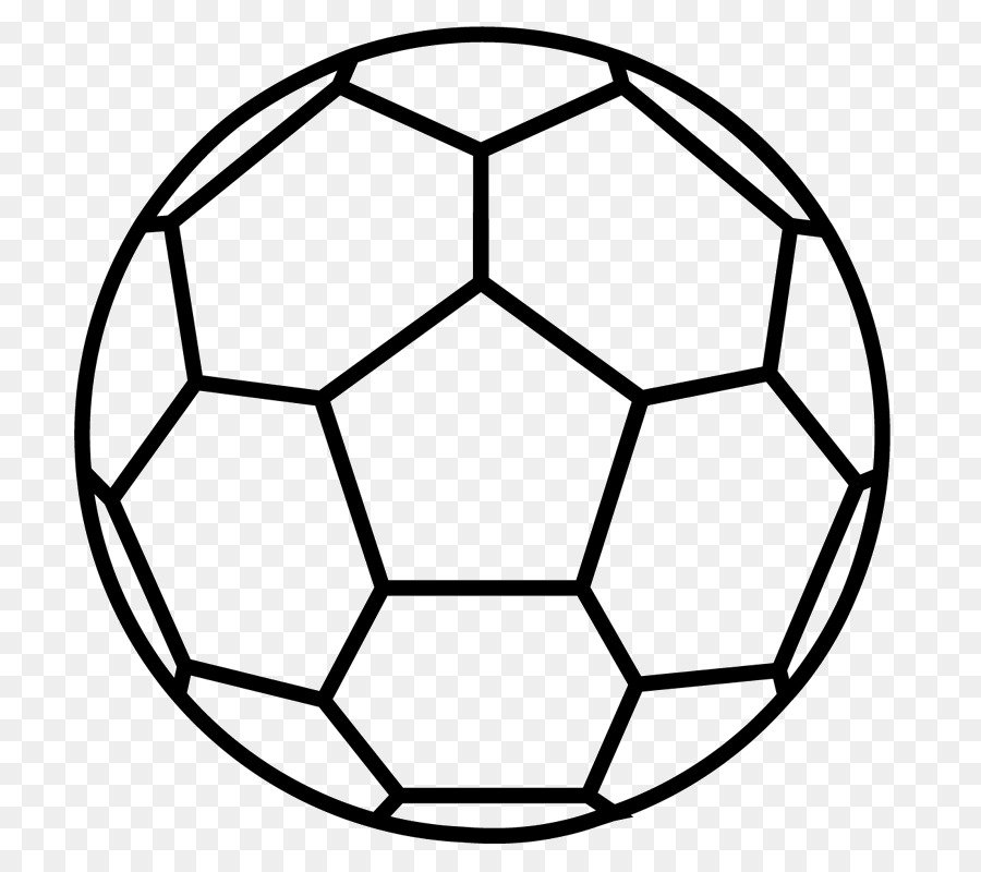 Fussball Vektor Grafik Sport Illustration Ball Png