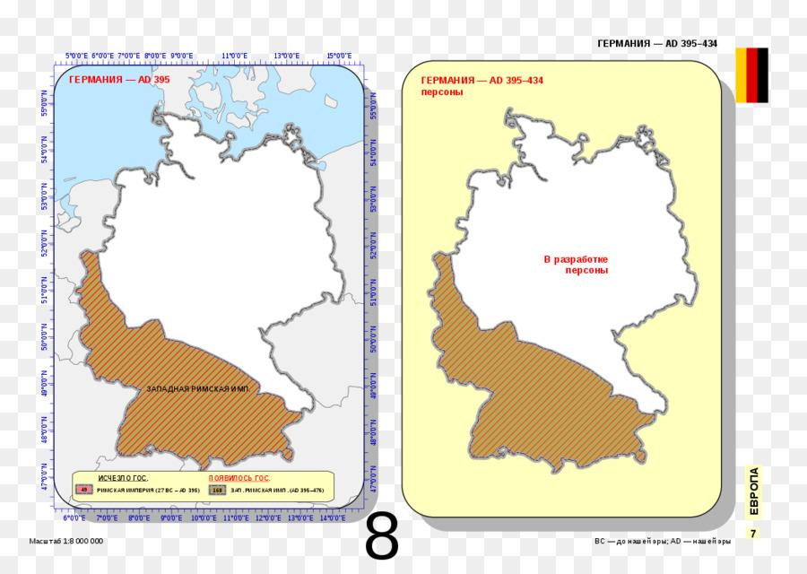 West Deutschland Karte Geschichte Scalable Vector Graphics