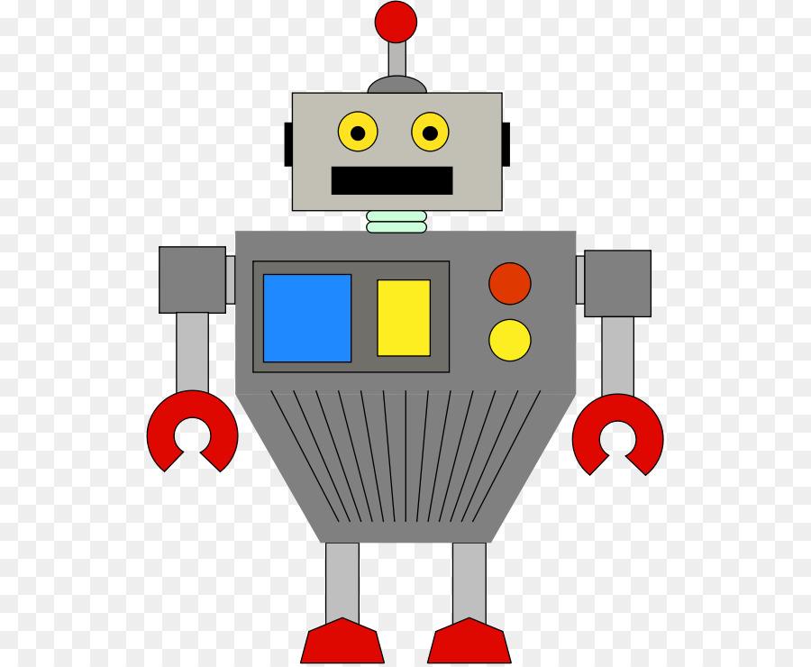 Robot Cartoon Png Download 575 737 Free Transparent Robot Png