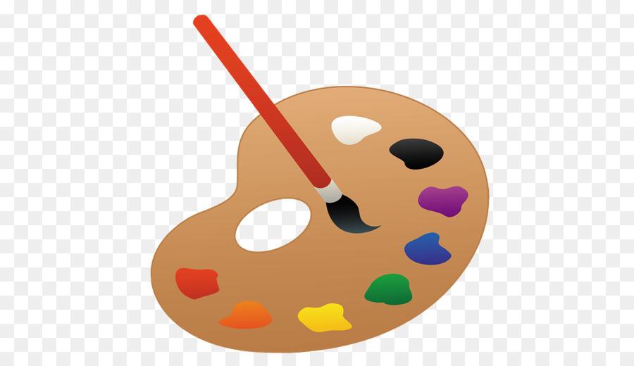 Paint Brush Cartoon png download - 512*512 - Free Transparent ...