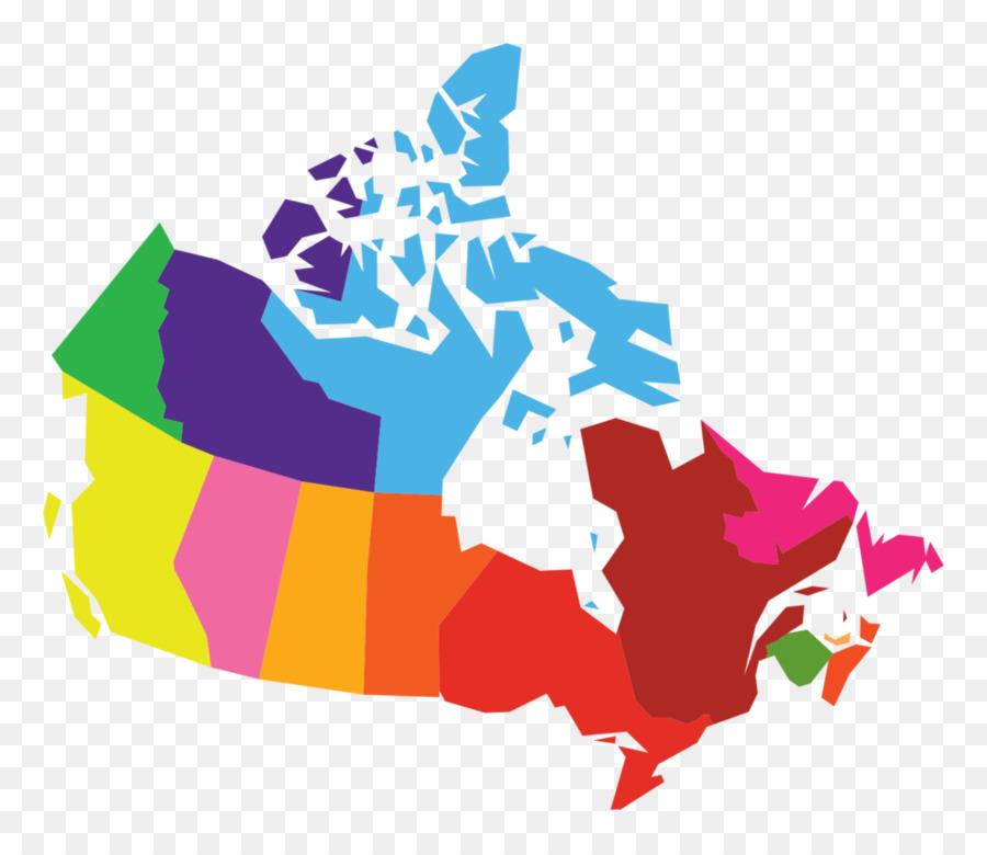 Canada Cartoon Map Map Cartoon png download   961*831   Free Transparent Canada png