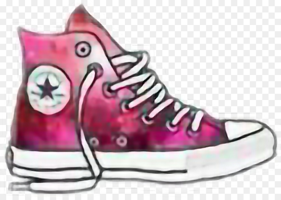 Converse Schuh Chuck Taylor All Stars Turnschuhe, die Clip