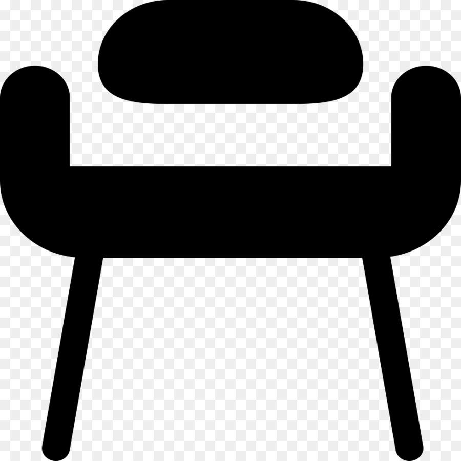 Stuhl Linie Clipart Winkel Produkt Design Stuhl Symbol Png