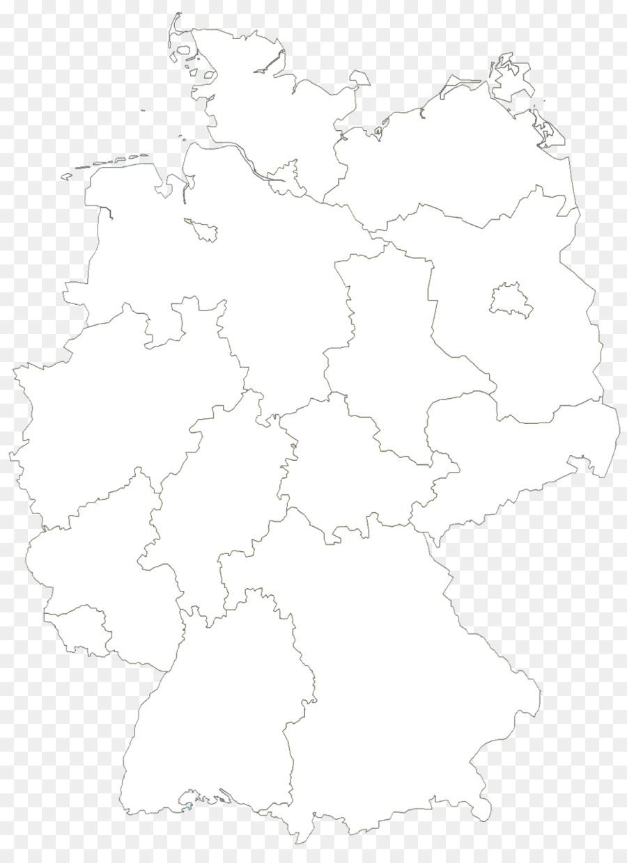 karte umriss deutschland Strich Punkt Deutschland Map   Deutschland Karte Umriss png