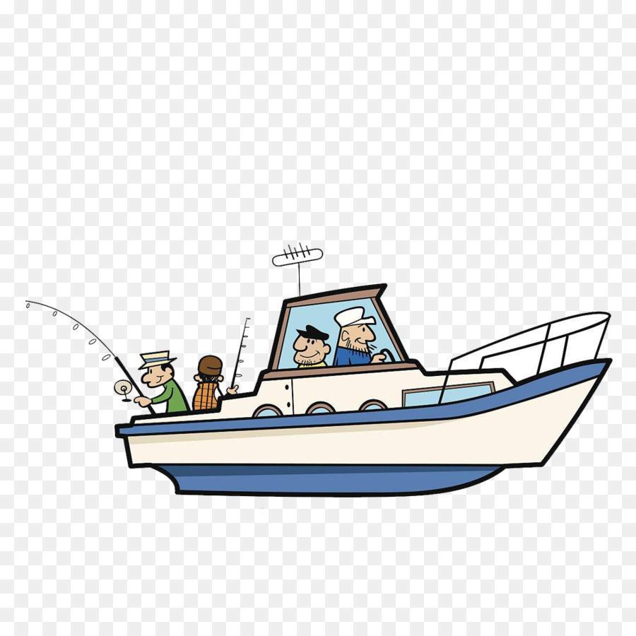 Boat Cartoon Png Download 1000 1000 Free Transparent Fishing Vessel Png Download Cleanpng Kisspng