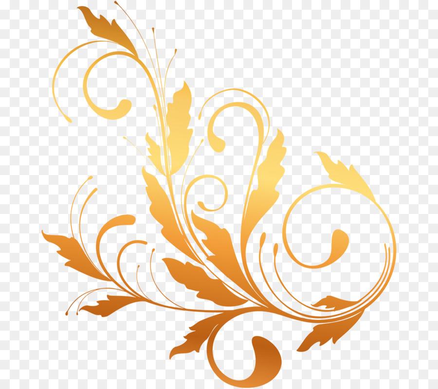 floral flower background png download 734 800 free transparent gold png download cleanpng kisspng floral flower background png download