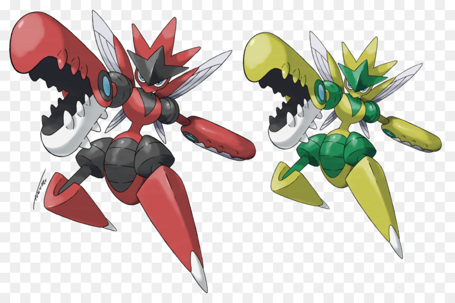 Scizor Insect Png Download 1024674 Free Transparent