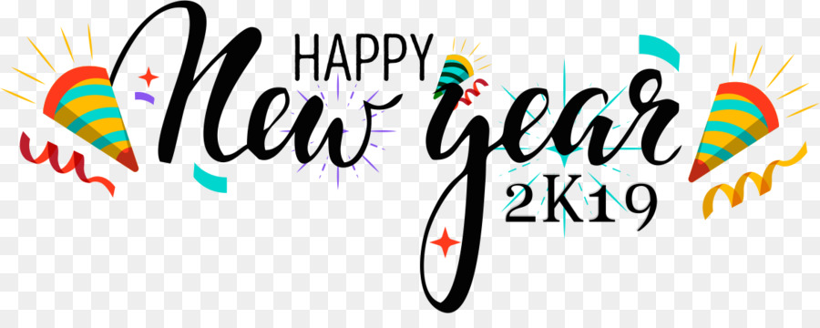 Happy New Year 2019 Png Download 1179 450 Free Transparent Logo Png Download Cleanpng Kisspng New year is the time or day when a new calendar year begins, and the number of calendar years count increments by one. happy new year 2019 png download 1179