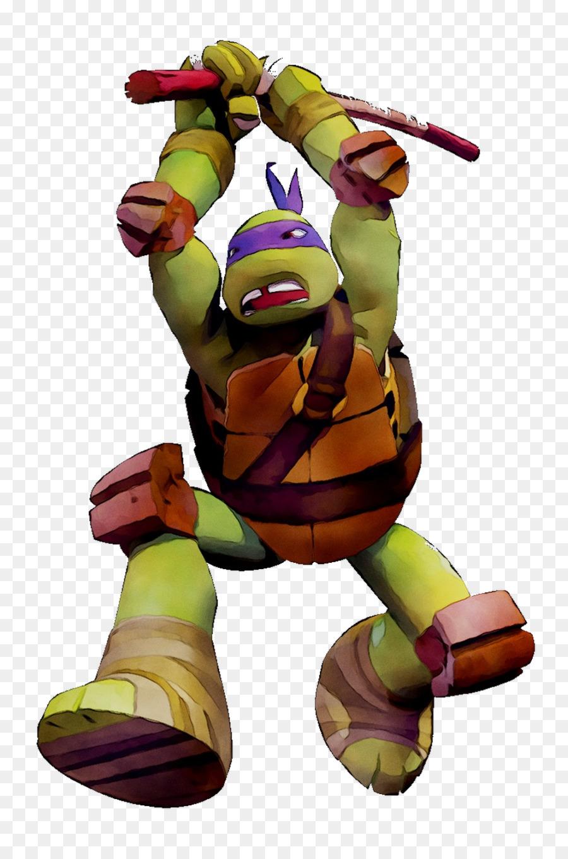 Adesivo Da Muro Donatello Tartarughe Ninja Mutant Adesivo