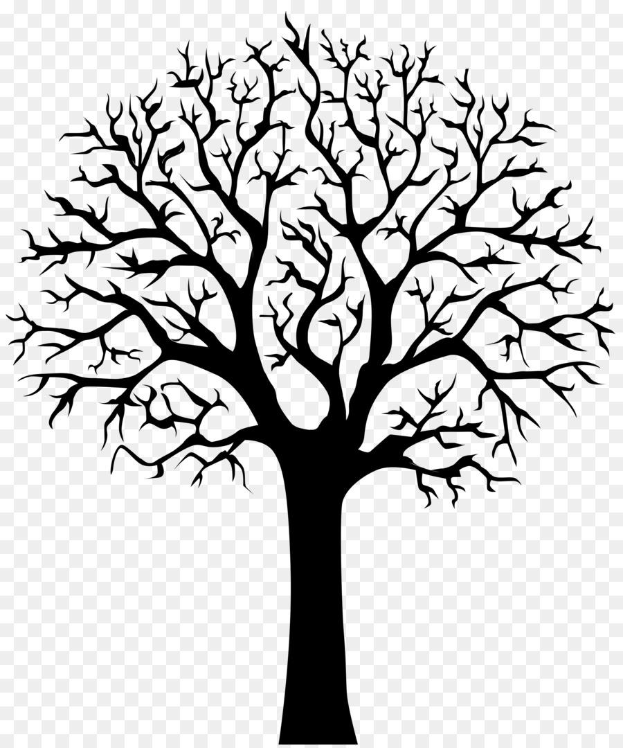 Fingerabdruck Baum Vorlage Herz Stamm Drucken 13