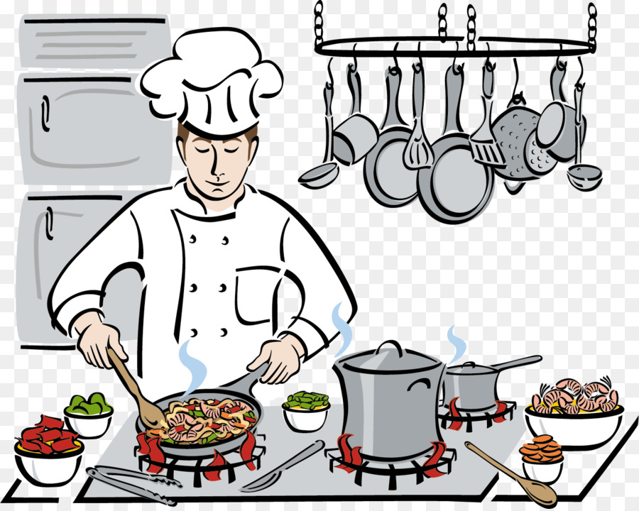 Chef Cartoon Png Download 1324 1055 Free Transparent Cooking Png Download Cleanpng Kisspng