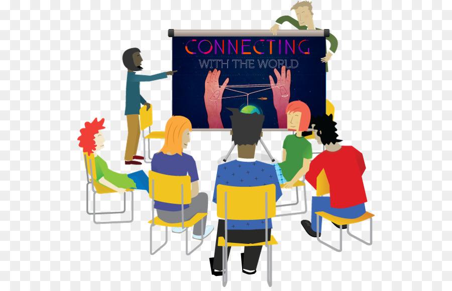 Classroom Cartoon Png Download 592 572 Free Transparent Peer Mentoring Png Download Cleanpng Kisspng
