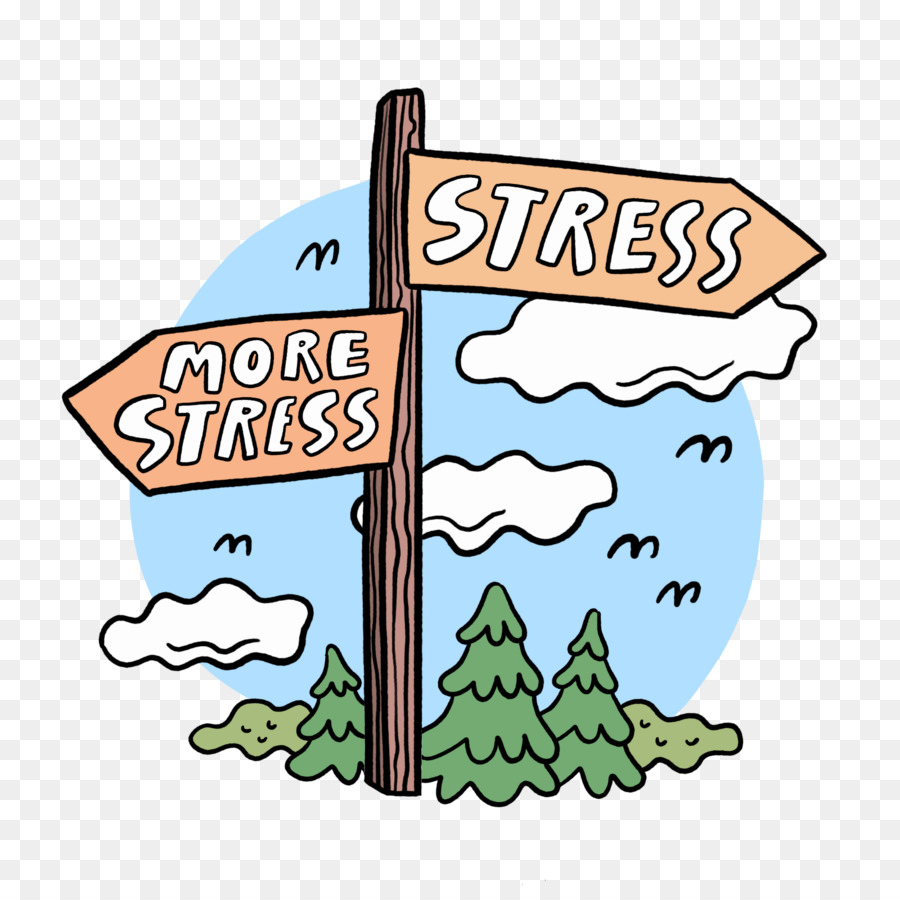 Stress Cartoon Png Download 1600 1600 Free Transparent Coping Png Download Cleanpng Kisspng