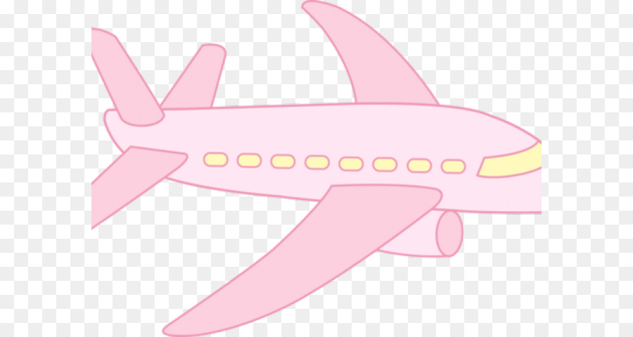 cute airplane clipart png