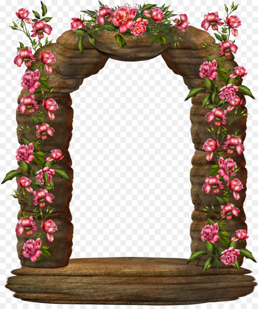 Flower Wreath Frame Png Download 910 1080 Free Transparent Flower Png Download Cleanpng Kisspng