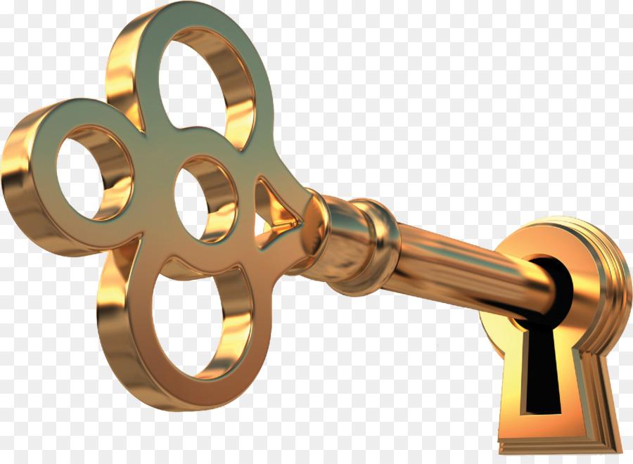 Schloss und Schlüssel ClipArt Keyhole Door Image ...