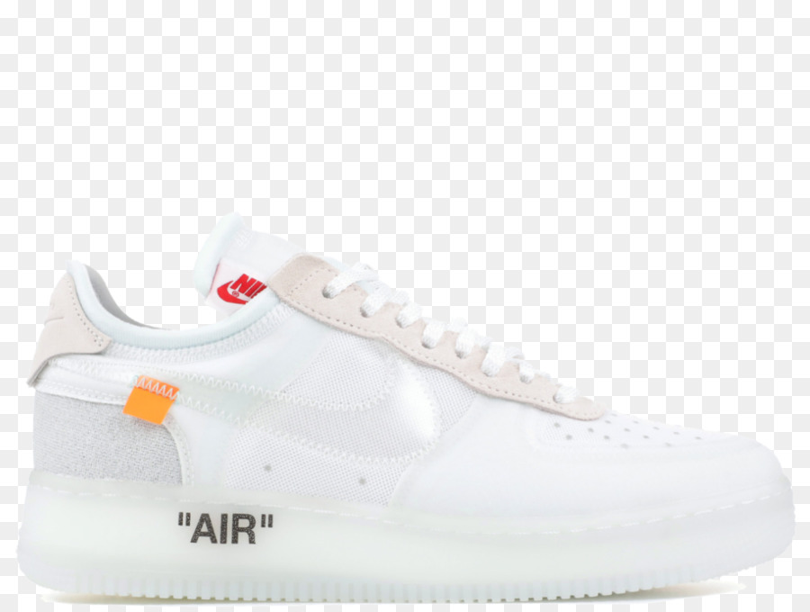 Nike The 10 Nike Air Force 1 Low 'Off White Herren Air