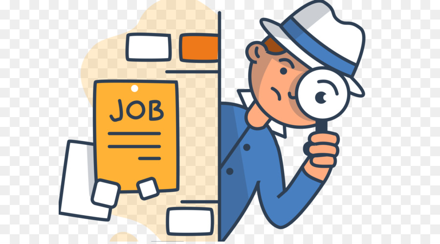Interview Cartoon Png Download 660 495 Free Transparent Job Hunting Png Download Cleanpng Kisspng