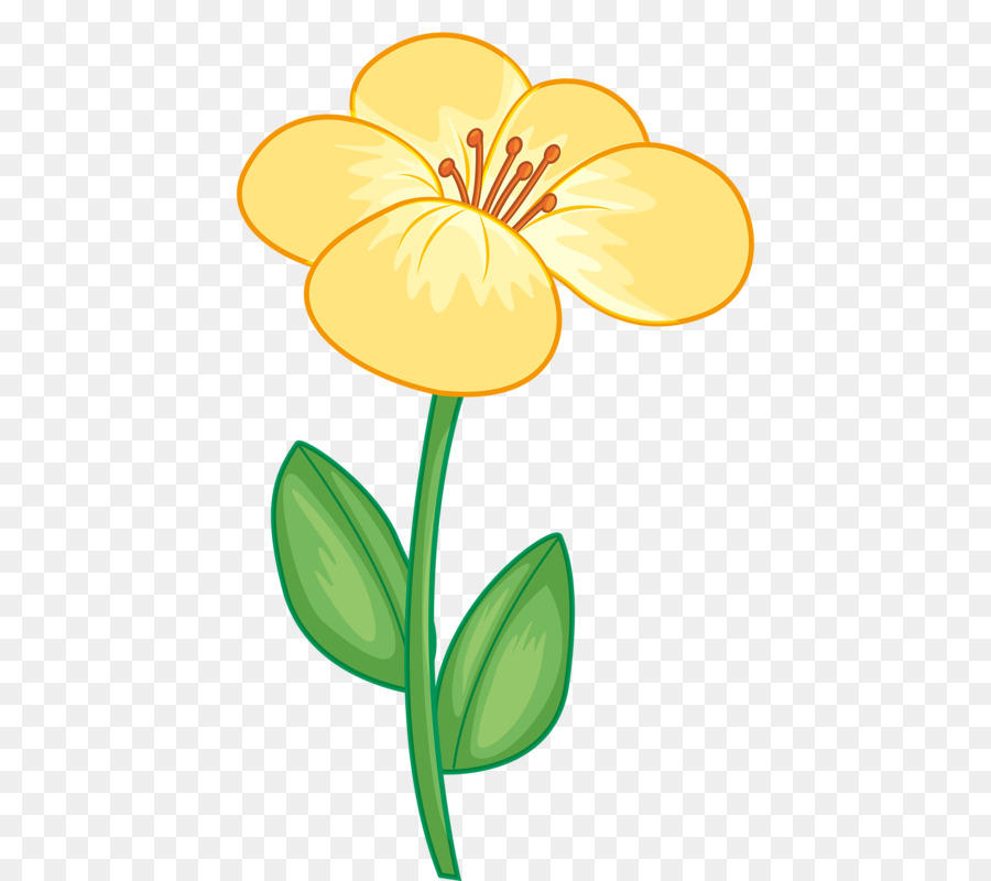 Clipart Blumen Blumenmuster Karikatur Karikatur Bluht Png