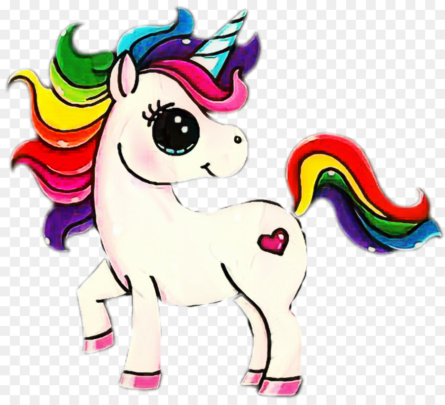 Draw So Cute Png Download 1023 926 Free Transparent Unicorn