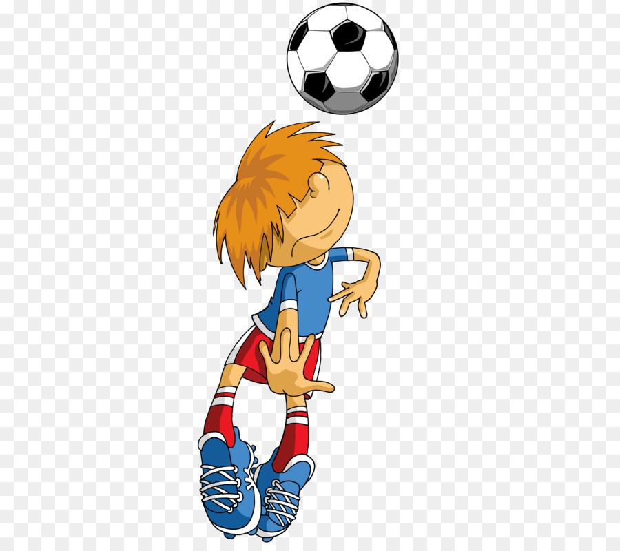 Fussballspieler Sport Fotografie Auf Lager Fussball Cartoon