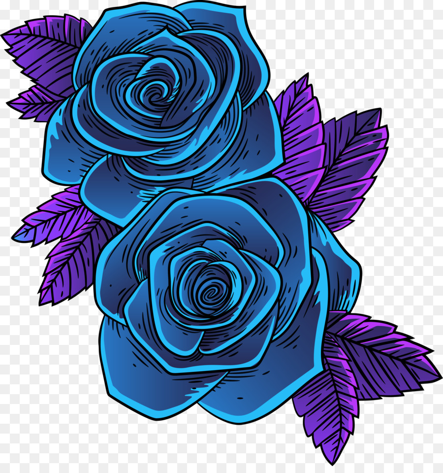 Just a Flower Clip Art