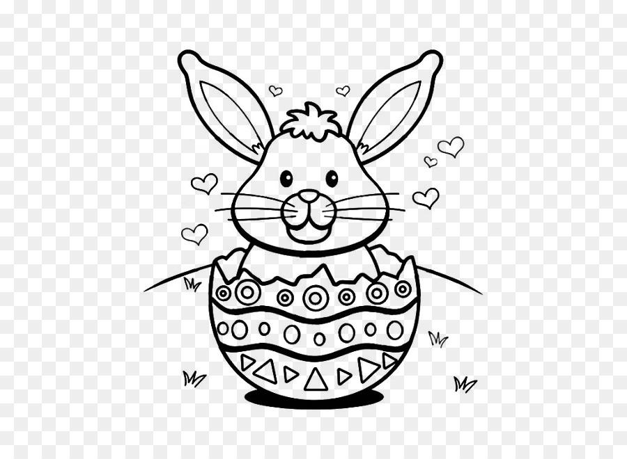 osterhasen-wanzen-häschen-malbuch kaninchen - osterhase