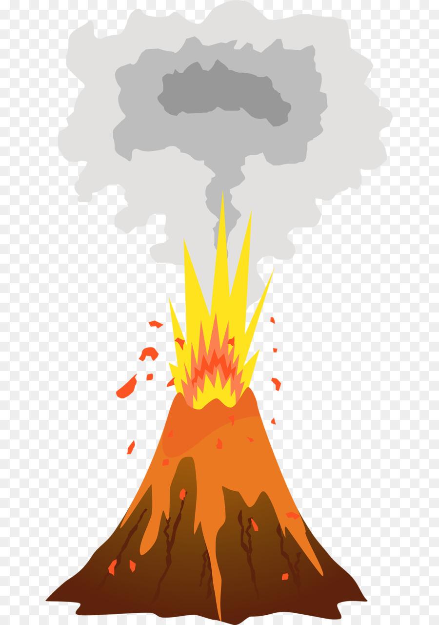 Volcano Cartoon Png Download 713 1280 Free Transparent Volcano