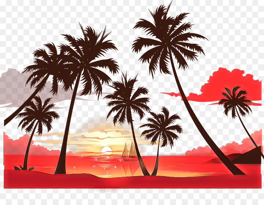 Summer Palm Tree Png Download 30002300 Free Transparent