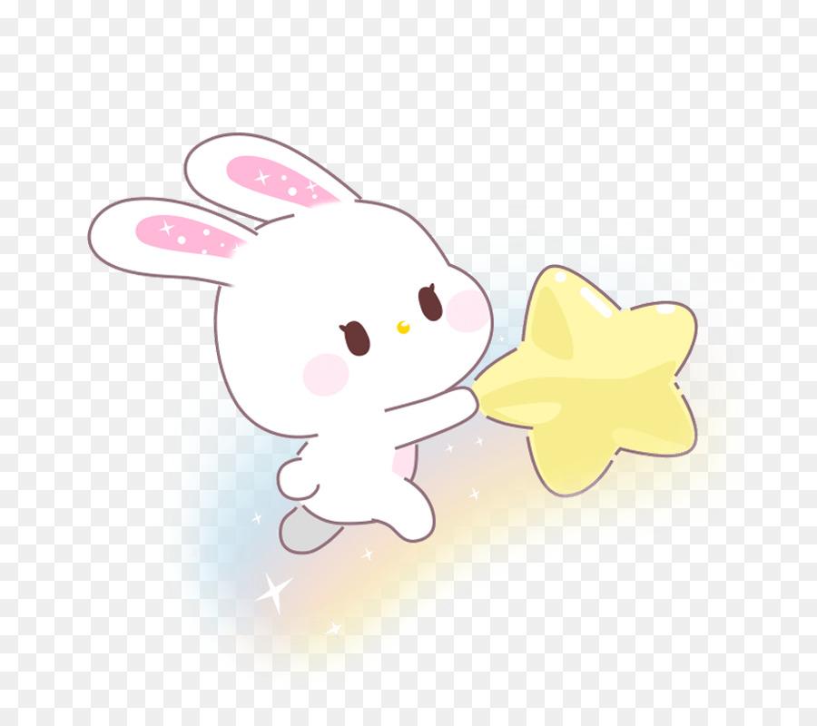 Easter Bunny Background Png Download 800 800 Free Transparent