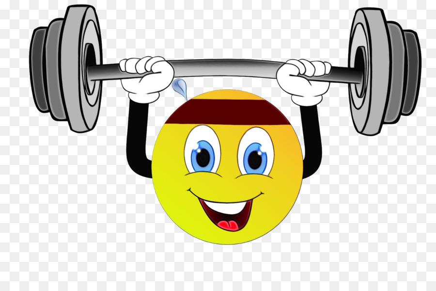 Картинка спорт смайлик