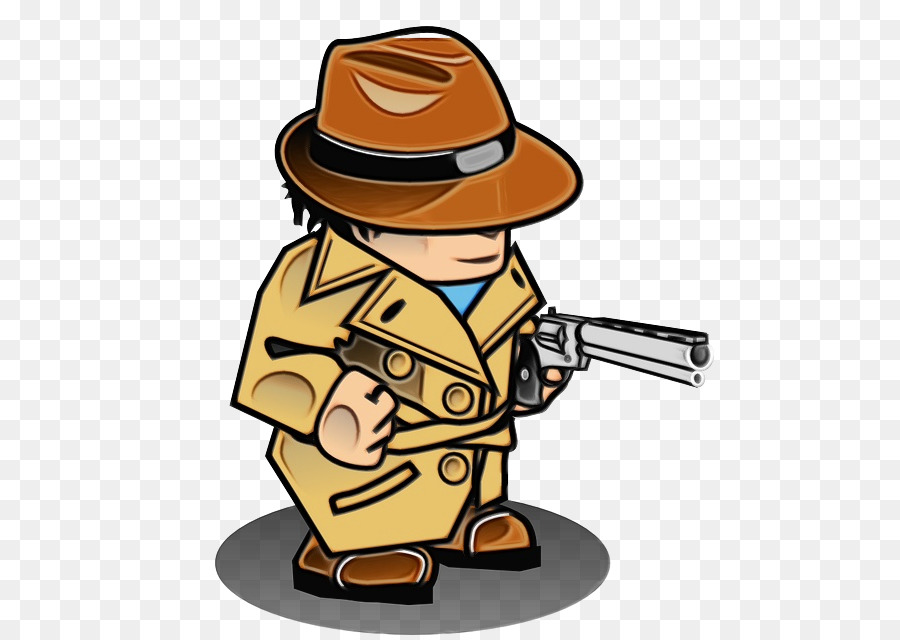 Detective Cartoon Png Download 528 635 Free Transparent Forensic Science Png Download Cleanpng Kisspng