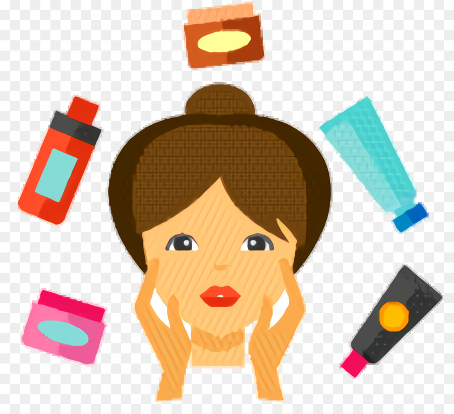 Woman Cartoon Png Download 1016 916 Free Transparent Skin Care Png Download Cleanpng Kisspng