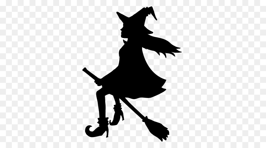 Halloween Witch Hat Png Download 500 500 Free Transparent Silhouette Png Download Cleanpng Kisspng