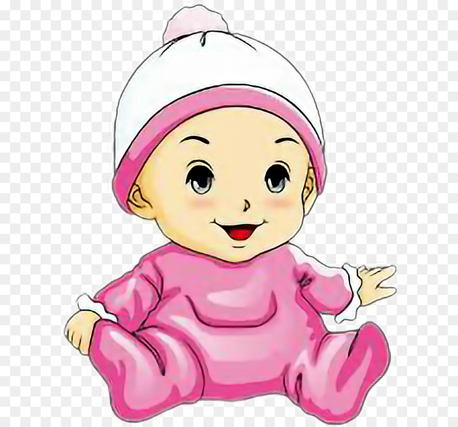 Girl Cartoon Png Download 668 840 Free Transparent Infant Png Download Cleanpng Kisspng