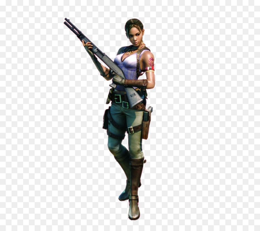 Resident Evil 5 Sheva Alomar Chris Redfield Jill Valentine Resident Evil 4 Png Download 640 800 Free Transparent