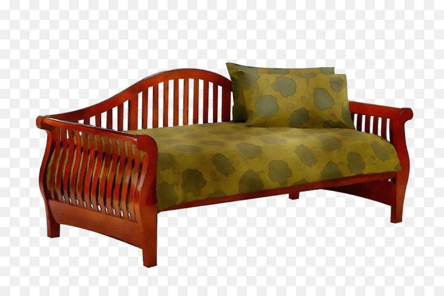 Daybed Trundle Bed Furniture Futon Png