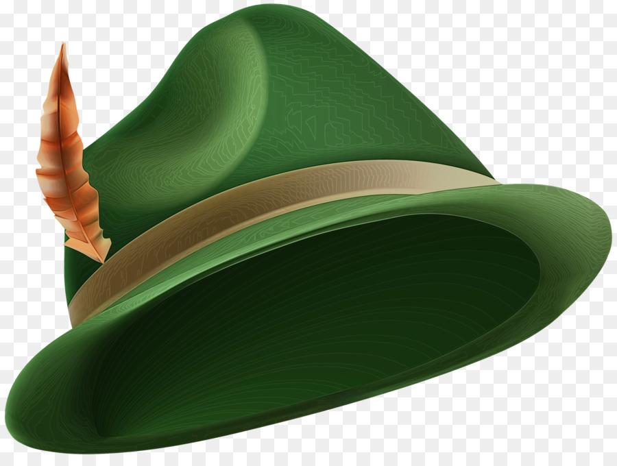 Зеленая шляпа картинка