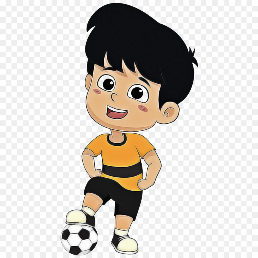boy football soccer png download 1000*1000 Free